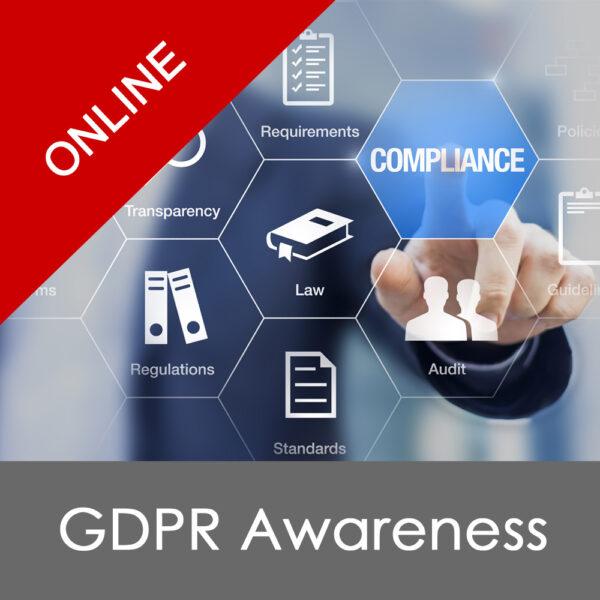 GDPR awareness training online